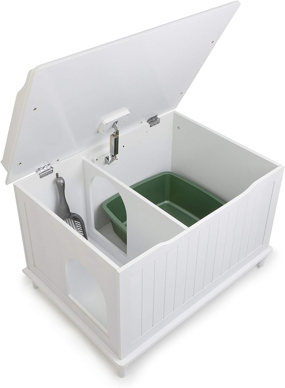 litterbox cabinet