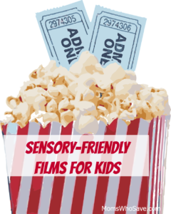 sensory friendly films for kids