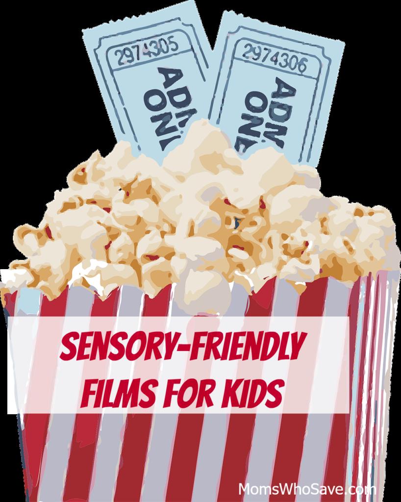 sensory friendly films for kids