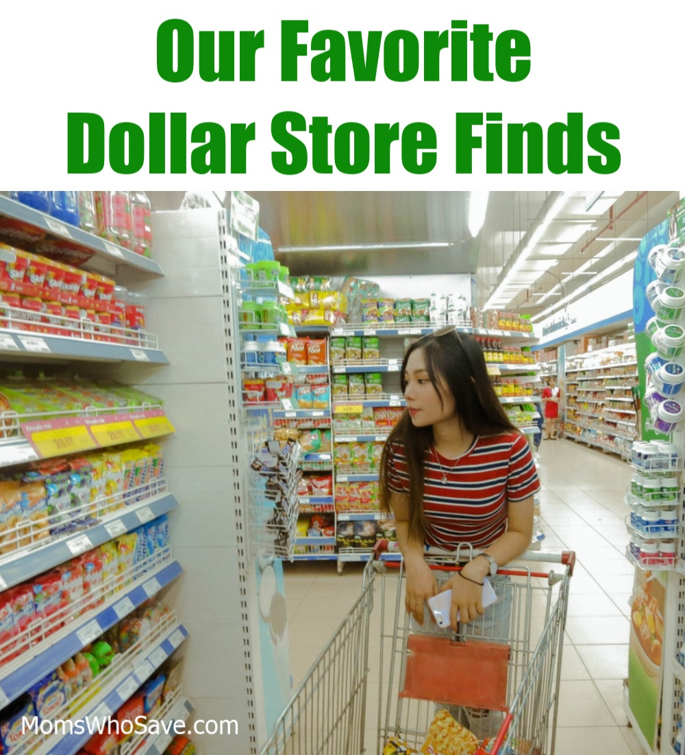 best things to buy at the dollar store
