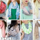 Scarves Now 60% off + Free Shipping — Prices Start at $3.98!