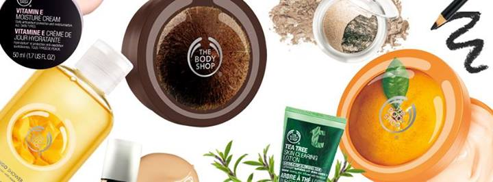 The Body Shop -- Free Shipping + 30% Off Everything