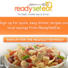 Ready Set Eat — Coupons, Free Recipes, and More!