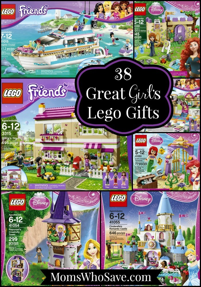 Lego Gifts for Girls