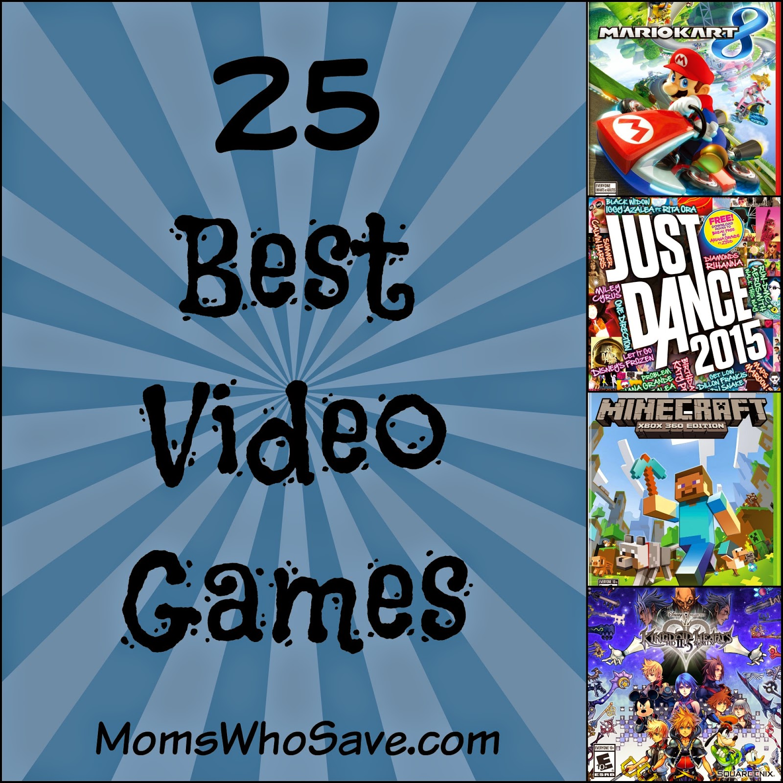 25 best video games of the year