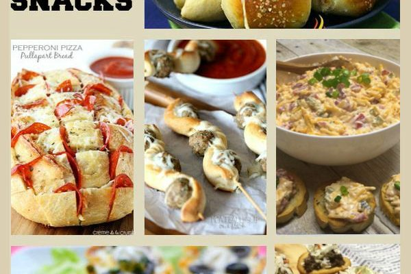 15 Epic Game Day Snacks — Perfect for Any Party!