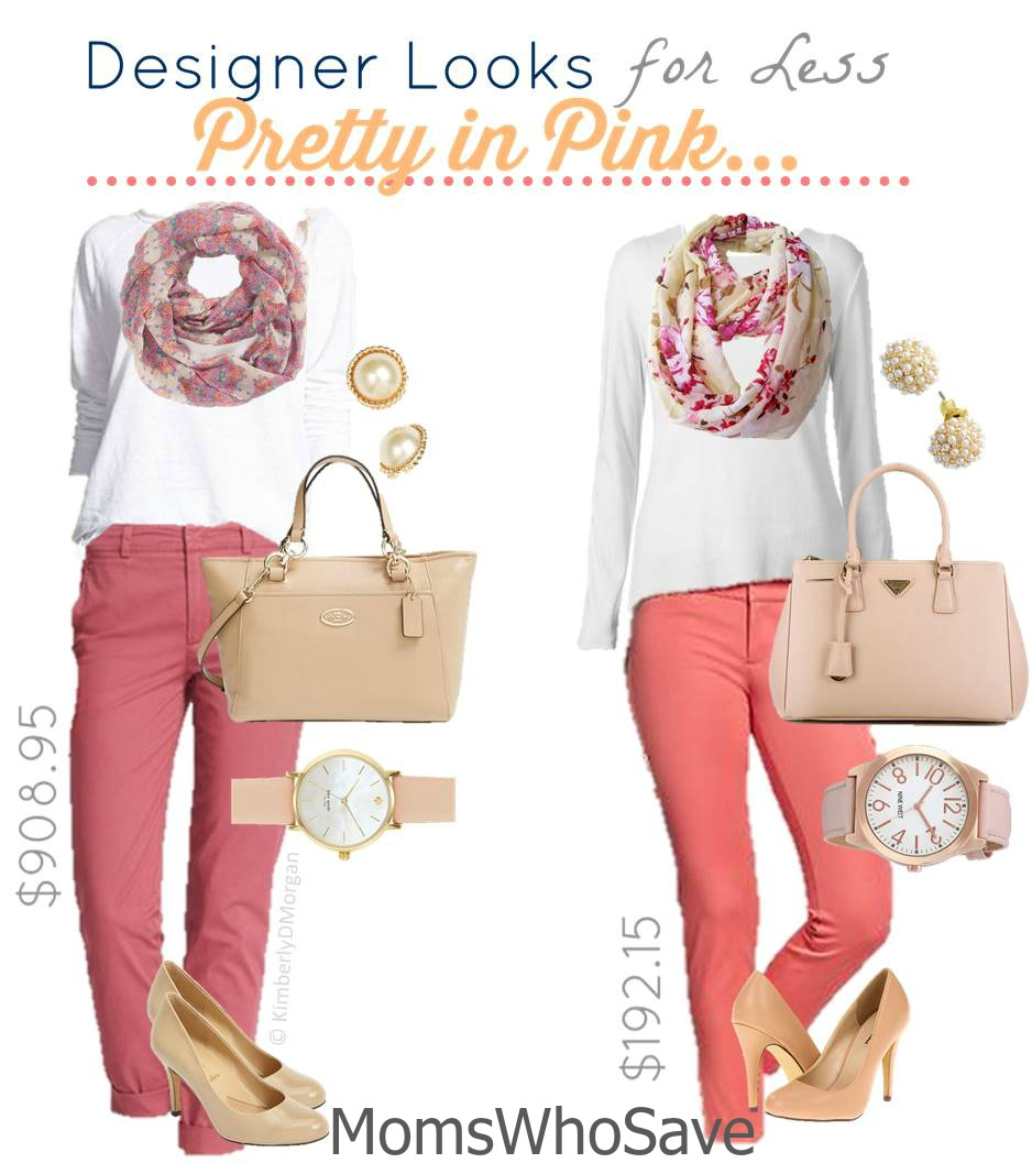 Designer for Less Pretty in Pink