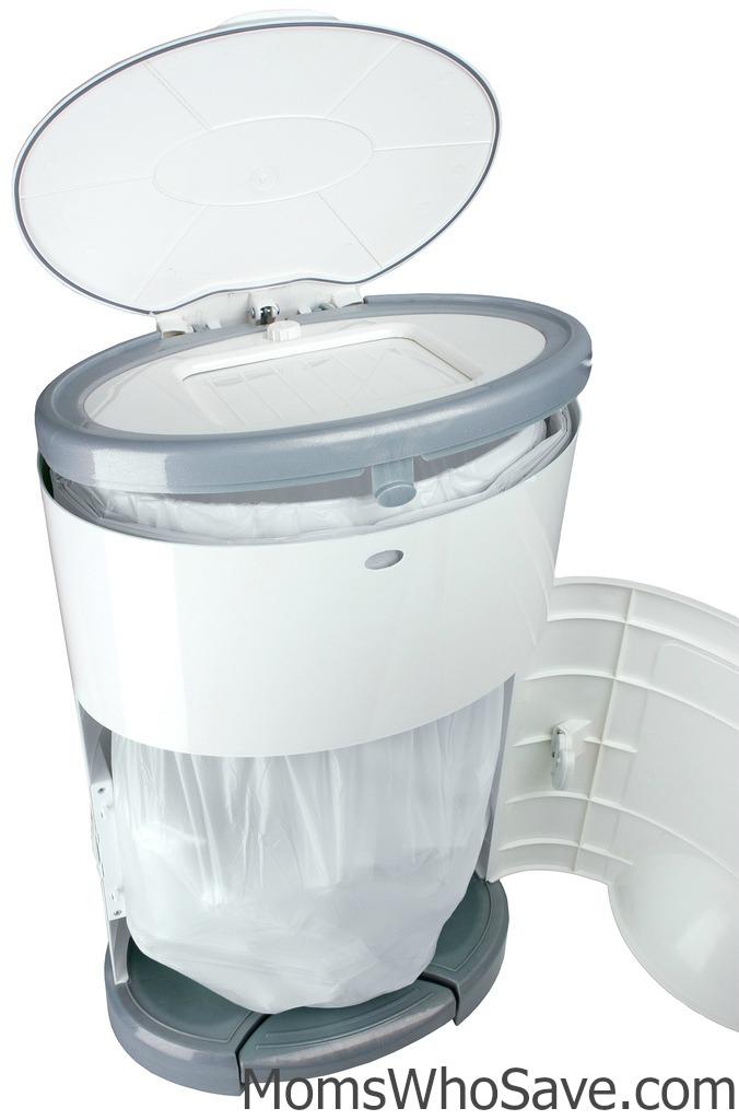 DEKOR diaper pail giveaway | MomsWhoSave.com