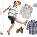 50% Off Spring Styles + Free Shipping at Crazy8
