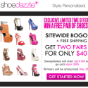 Win Free Shoes at ShoeDazzle + 2 Pairs of Shoes for $40 & Free Shipping