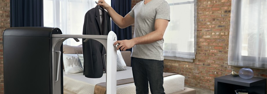 Save Time, Money, & Your Clothes — Cut Dry Cleaning Bills With the SWASH™ System from Best Buy