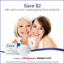 Save on Dove Beauty Products at Walgreens and Share Your #BeautyStory