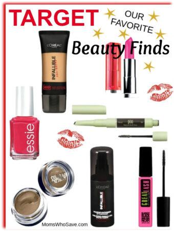 target beauty deals