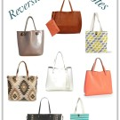 On Trend Reversible Totes — Even More Stylish Totes!