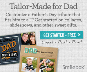 Smilebox Father's Day