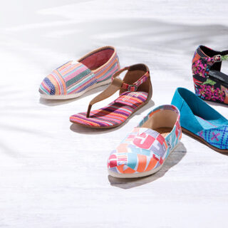 TOMS Surprise Sale is on Now — Prices Start Under $25!