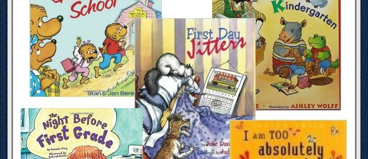 Back-to-School Books to Calm Those Butterflies