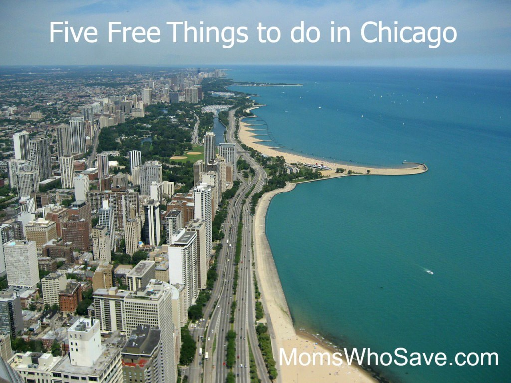Five Free Things to do in Chicago