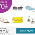 Save up to 70% at Nordstrom Rack
