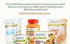 Wild Oats BacktoSchoolContest