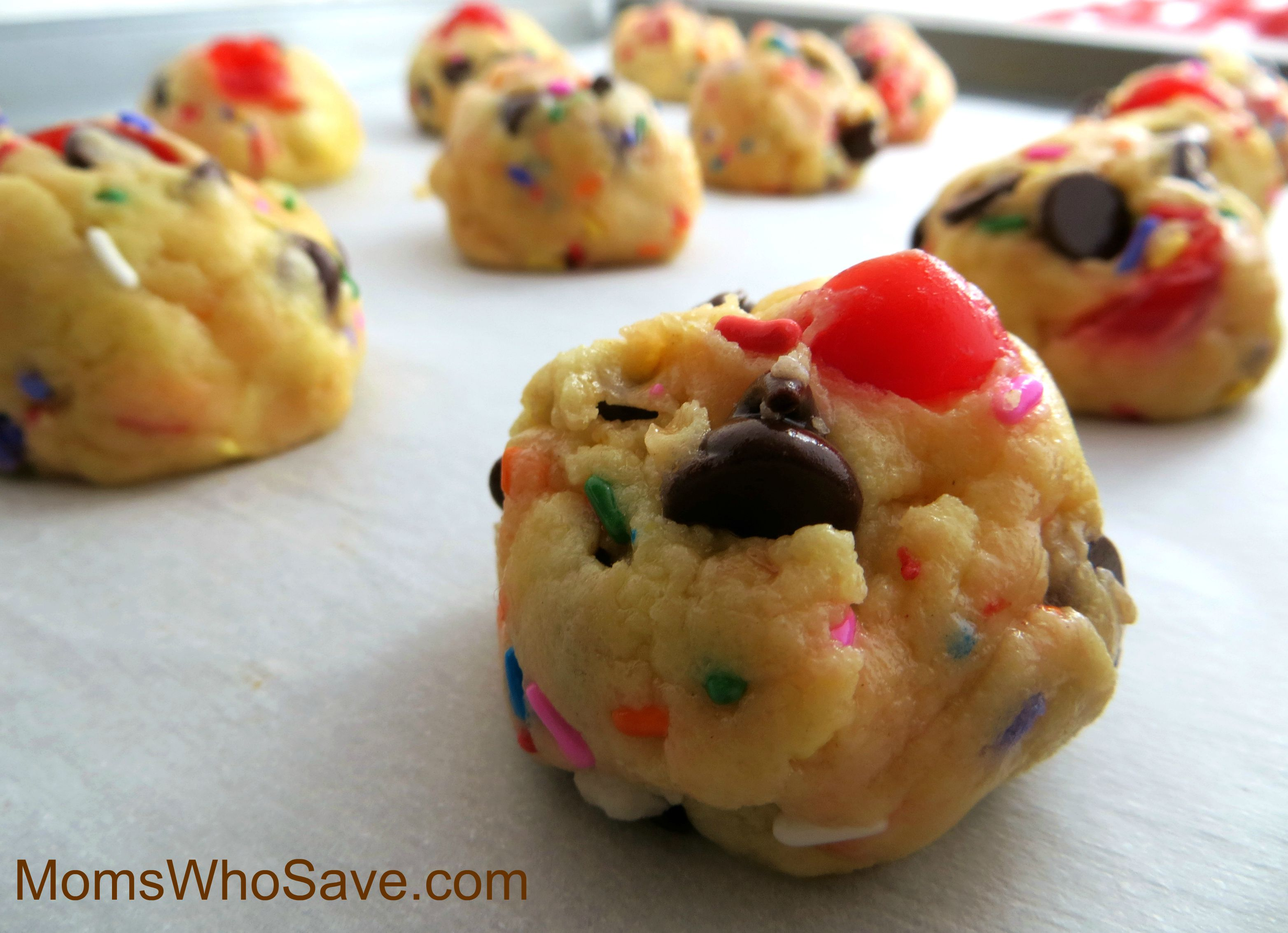 Banana Split Cookies Recipe
