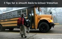 back-to-school transition tips