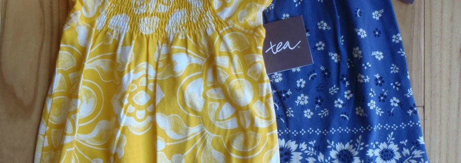 Tea Collection Children's Clothing Review