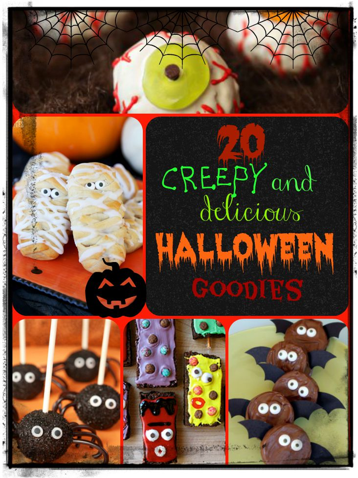 Halloween Goodies / Recipes