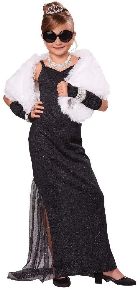 audrey hepburn costume for kids