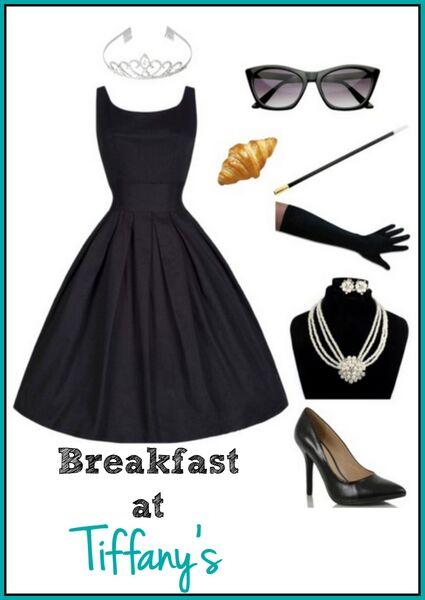 Audrey Hepburn -- Breakfast at Tiffany's