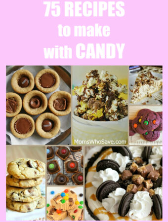 recipes to make with candy