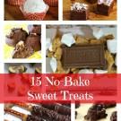 15 No-Bake Sweet Treats