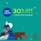 Tea Collection — Save 30% and Get Free Shipping for Cyber Monday