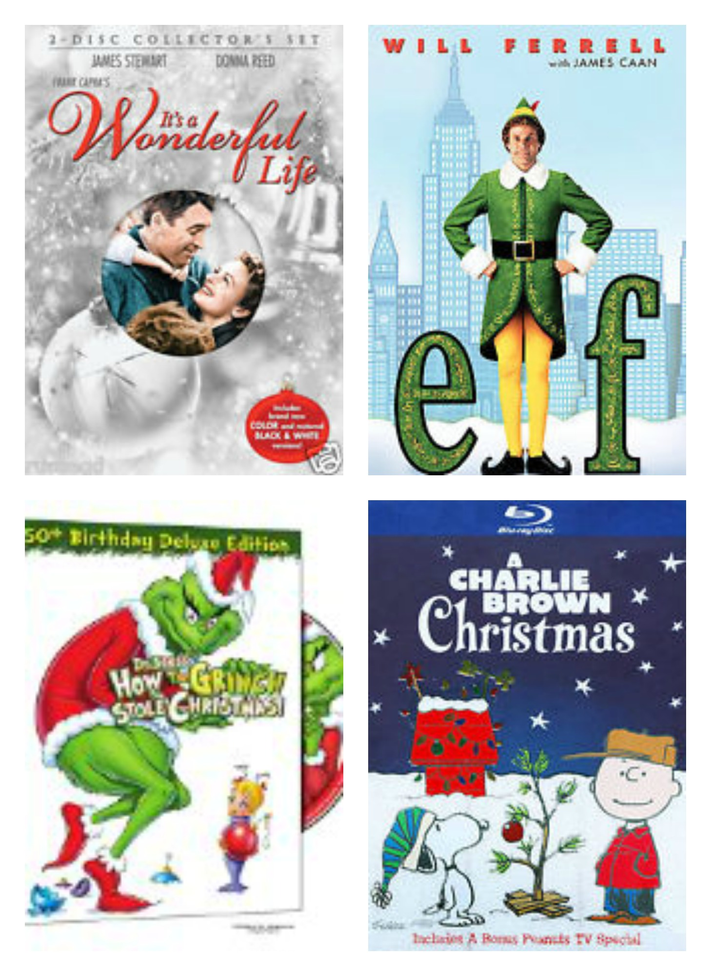 10 Favorite Christmas Movies and Specials