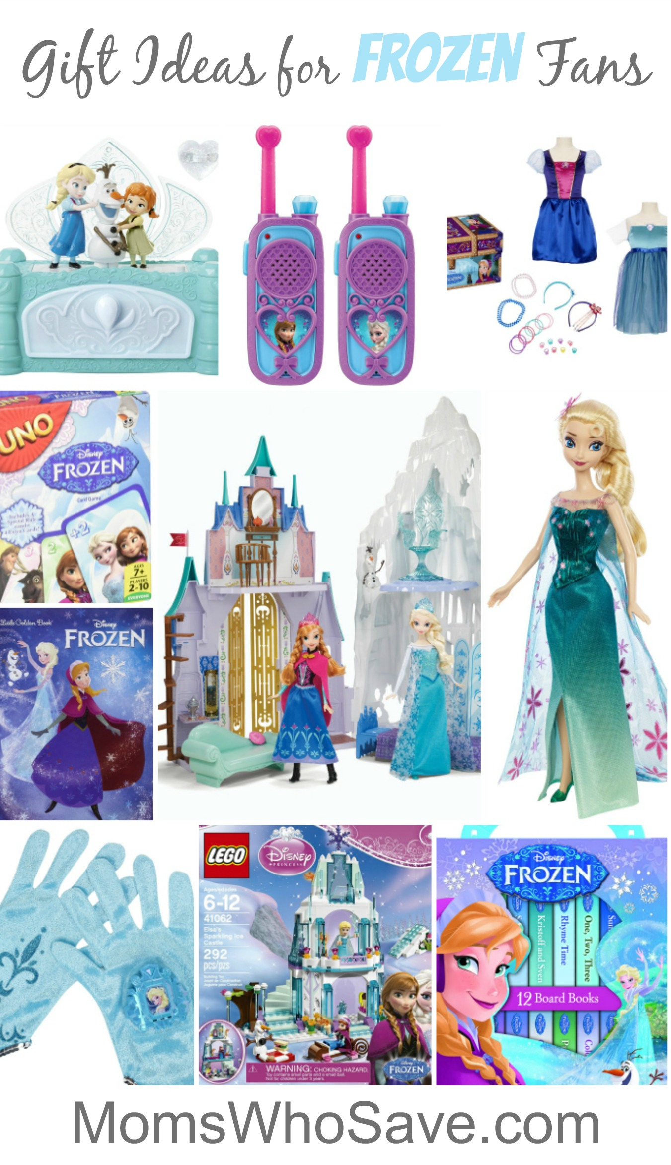 "50 Gift Ideas for ""Frozen"" Fans"