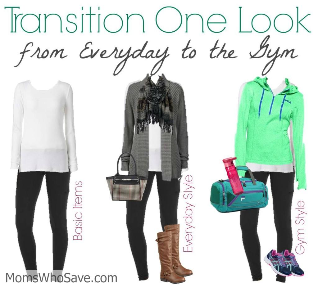 Everyday to Gym Fashion - Kohls