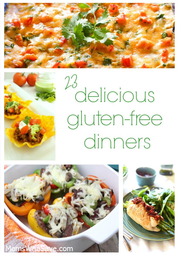 Gluten-Free Meals