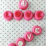 Valentine's Day LOVE Candies