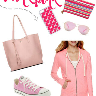 Think Pink — Frugal Fashion Finds