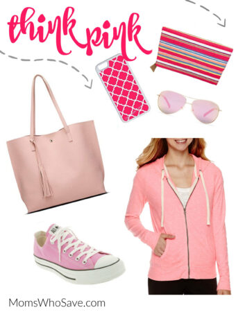 pink fashion finds