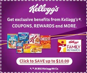 kelloggs family rewards