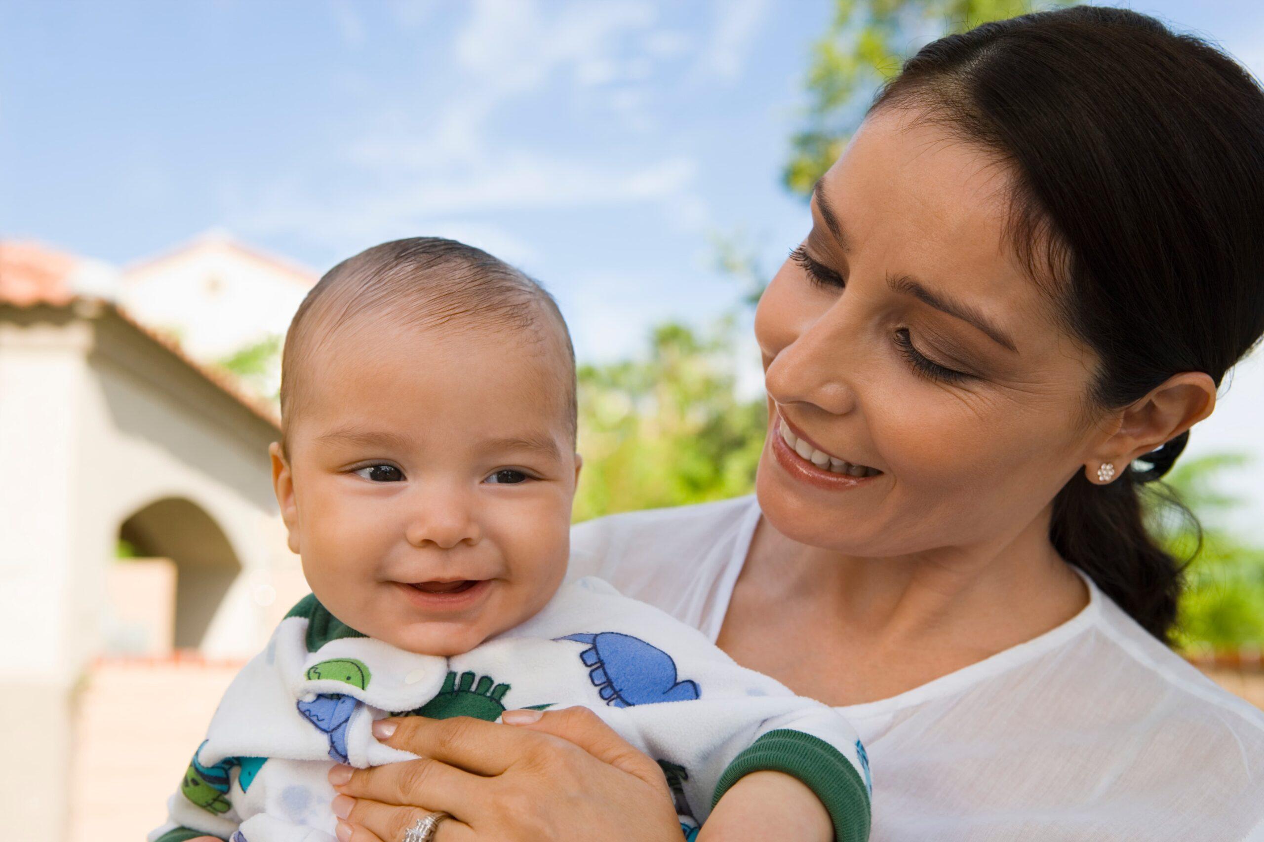 independence during motherhood
