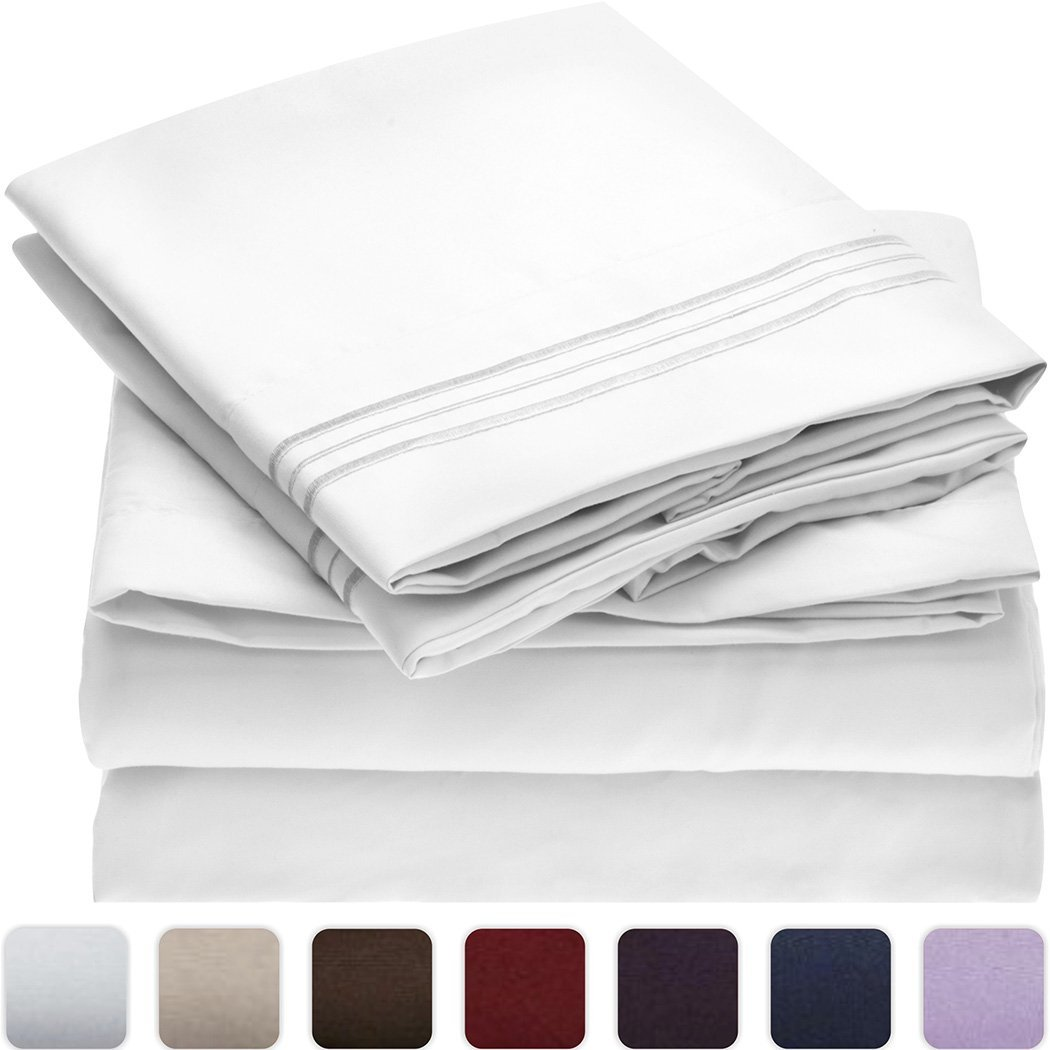 Mellanni Bed Sheets review