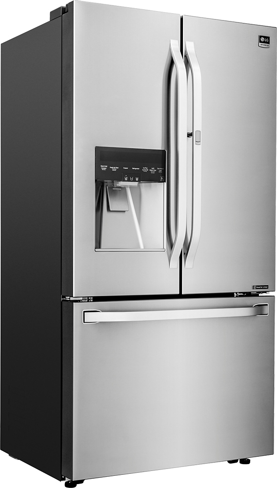 LG appliances at Best Buy