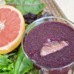 Blueberry Grapefruit Smoothie