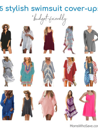 stylish beach cover ups