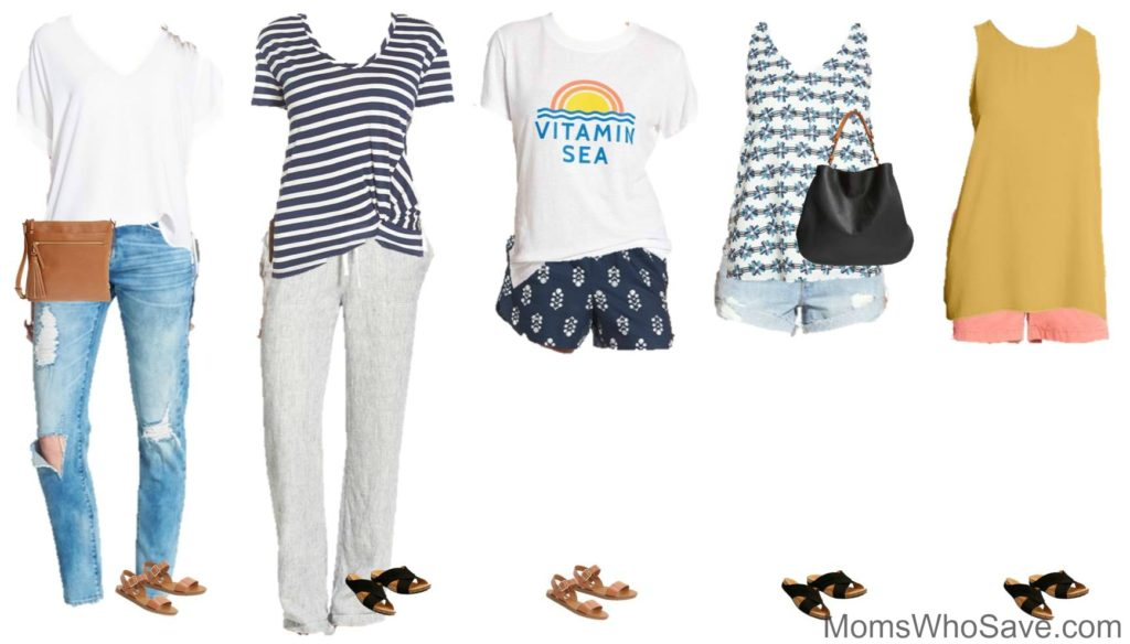 Mix and Match Fashion - Nordstrom Summer Styles