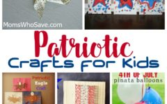 20 Patriotic Crafts for Kids
