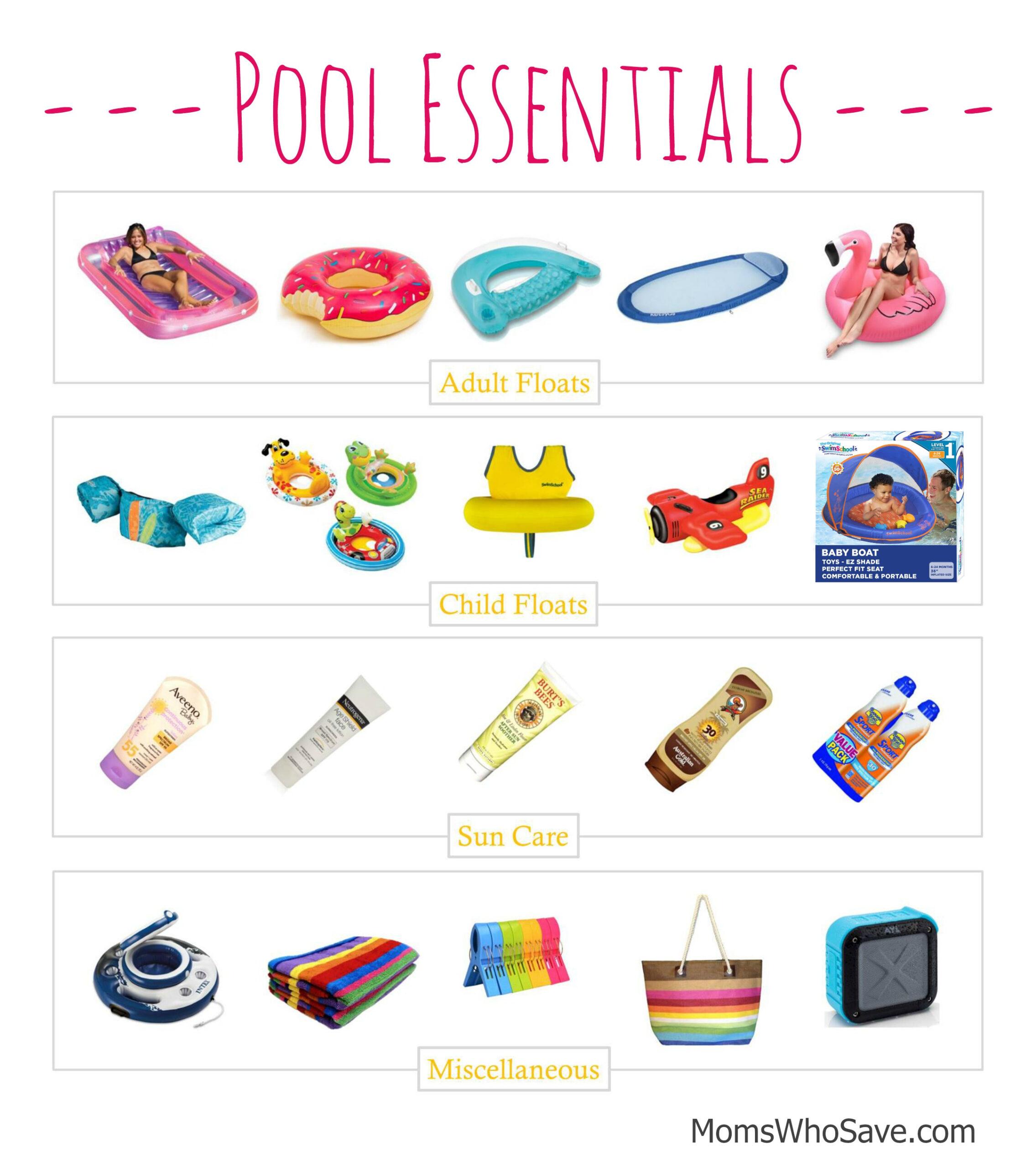 pool essentials