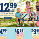 Gymboree — Everything is $12.99 & Under, Markdowns Start at $2.99!
